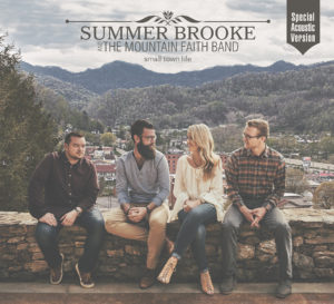 Mountain Fever Records Releases New Music From Summer Brooke & The Mountain Faith Band