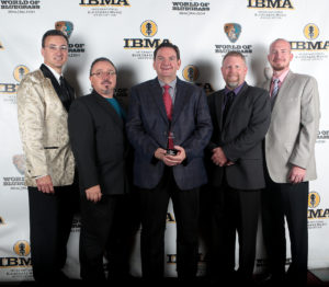 Joe Mullins & The Radio Ramblers Take Home International Bluegrass Music Association Award, Perform Multiple Events During World of Bluegrass