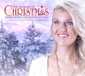 Summer Brooke & The Mountain Faith Band Release Christmas DVD/CD