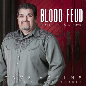 "Mountain Fever Records Releases ""Blood Feud"" from Dave Adkins"