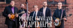 Flatt Lonesome, Michael Cleveland & Flamekeeper Tape PBS Series – Bluegrass Underground