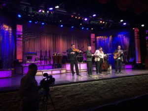Joe Mullins & The Radio Ramblers Coming Soon To a TV Show Near You!