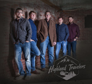 Highland Travelers Put the Pedal to the Metal with Self-Titled Debut Album Available Today!