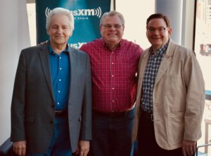 "Joe Mullins with Special Guest Del McCoury: Worldwide Radio Premiere of ""The Guitar Song"" on SiriusXM Bluegrass Junction"