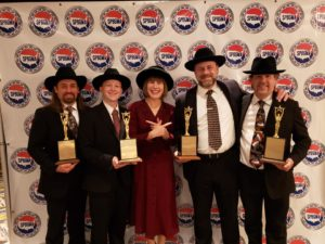 EPR Artists Top List of SPBGMA Award Winners with Seven Honors