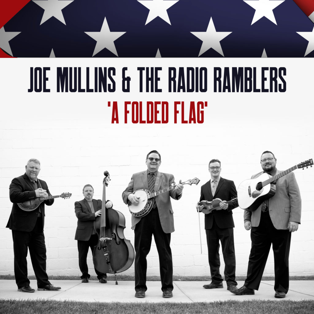 "Joe Mullins & The Radio Ramblers Release Debut Video – ""A Folded Flag"""