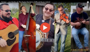 "Joe Mullins & The Radio Ramblers Shine National Spotlight on ""O-Hio"" with New Video"