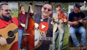 "Joe Mullins & The Radio Ramblers Shine National Spotlight on ""O-Hio"" with New Video"